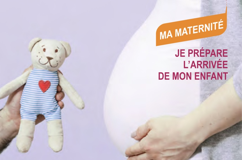 JE PRÉPARE L'ARRIVÉE DE MON ENFANT
