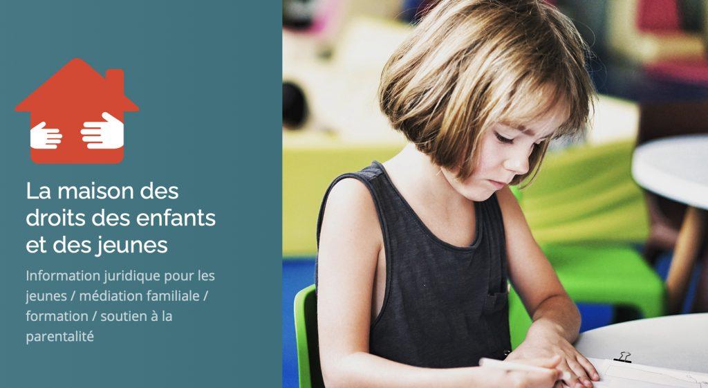 Nouveau – Soutien à la Parentalité Individualisé – Maison des Droits des Enfants et des Jeunes